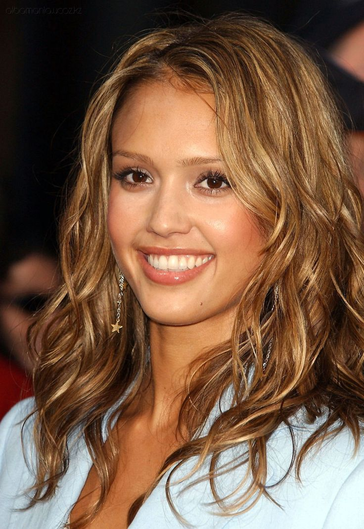 Jessica Alba Latest Hair Color Tops 2016 Hairstyle