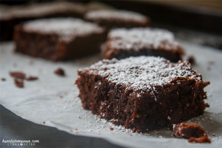 Brown Butter Brownies | Dessert! | Pinterest