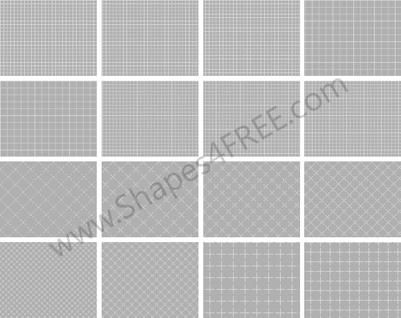 Photoshop Patterns:   120 Free Photoshop Grid Patterns. Grids are great for creating pixel backgrounds for website templates – download and enjoy!