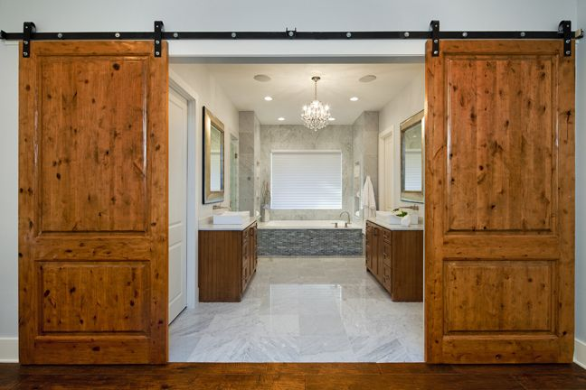 Clint Small Custom Homes | Relaxing Bathroom Spaces | Pinterest