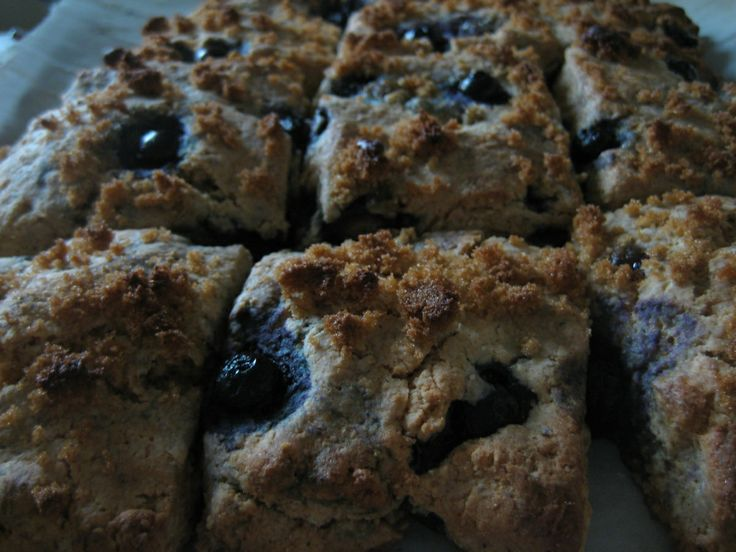 blueberry maple syrup scones | Recipes: Bread | Pinterest
