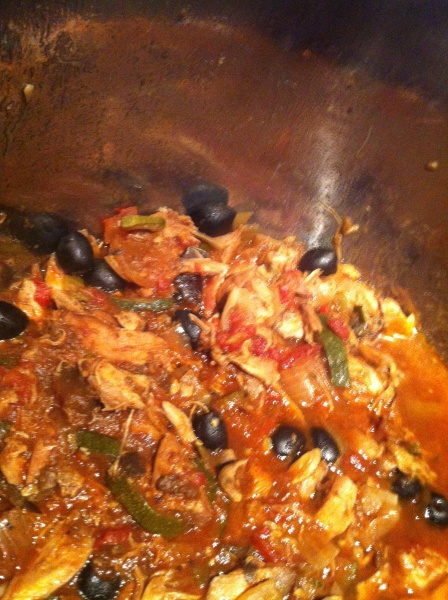 Slow cooked spiced chicken stew | Scoffing's | Pinterest