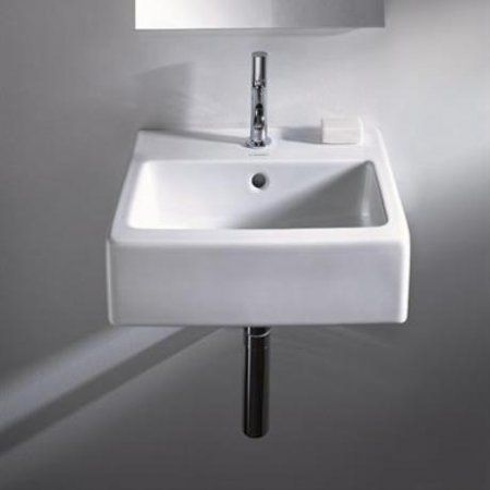Duravit Wall Hung Basin : Duravit Vero wall hung basin Bathroom choices Pinterest