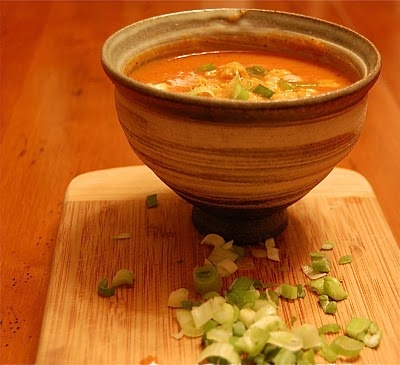 Tomato-Coconut Soup w/ Spiced Chickpeas | Entertaining Food & Drink ...