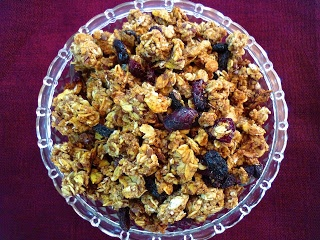 The Mixing Bowl: Date Sweetened Granola | Healthy Breakfast | Pintere ...