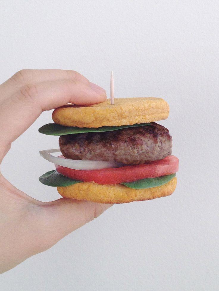 Sweet Potato Hamburger Bun Sliders. Nut Free. By Studio Snacks. Gaps ...