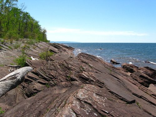 lake superior memorial day pictures