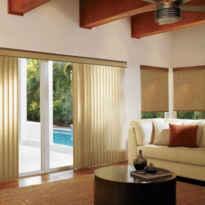 how to make blinds close tighter