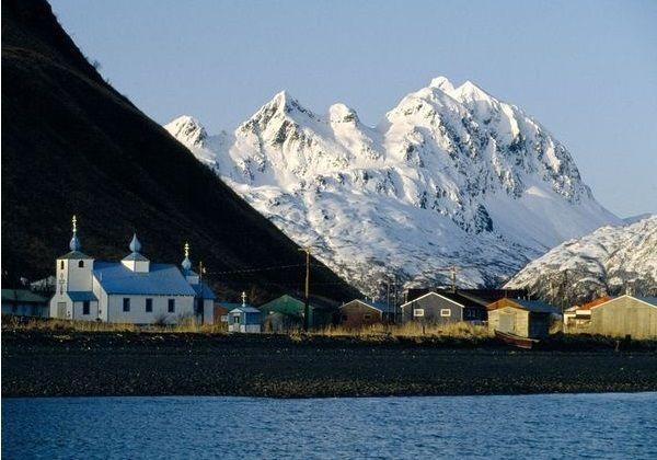 Aleutian Islands Ferry