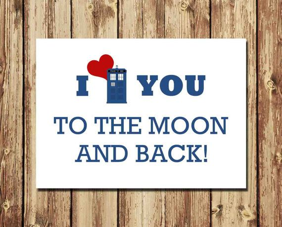 valentine cards doctor who