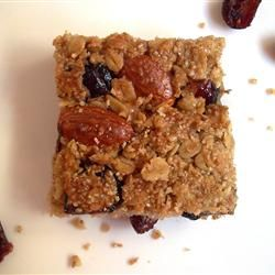 Playgroup Granola Bars | Recipe