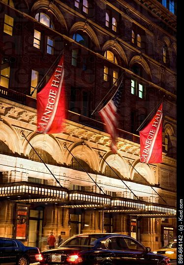 Performing at Carnegie Hall was a once in a life-time opportunity! So blessed I got the opportunity twice! Unbelievable! :)