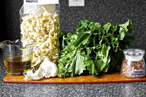 Pasta with garlicky broccoli rabe. | | eats | | Pinterest