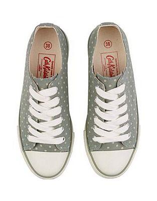 Mini Dot Sneakers ~ Cath Kidston