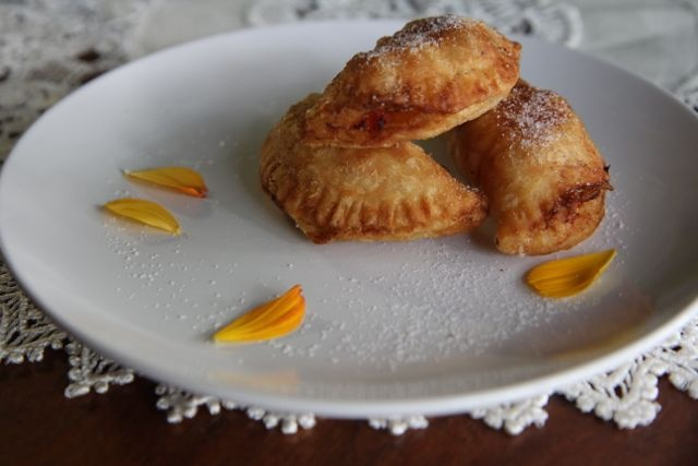 Fried Apple Pies | Delicious: Desserts & Sweets | Pinterest