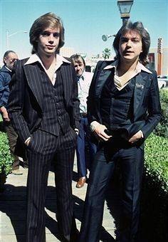 The Cassidy Brothers Shaun and David  I hada crush on bothShaun Cassidy And David Cassidy
