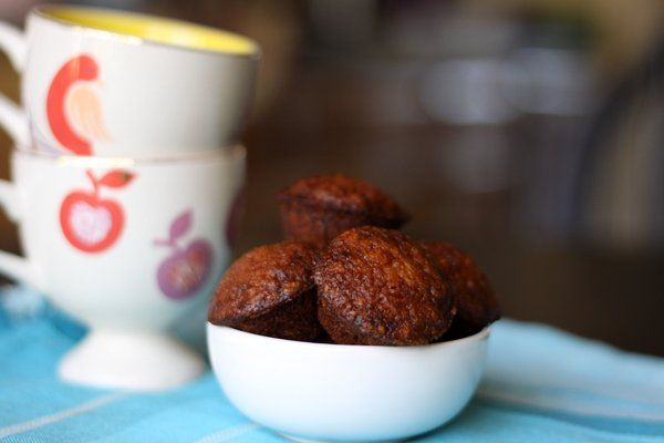 An Allrecipes makeover: Golden Yam Brownies made with less sugar, less ...