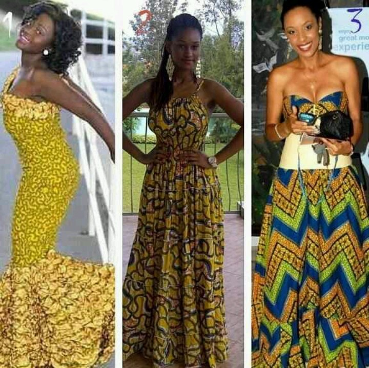 Beautiful. | African Dresses and Fashion | Pinterest