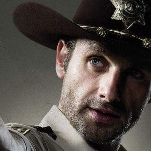 andrew lincoln... if Lori doesn't want him ill take him!