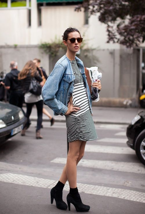 Styling Tips for Wearing Stripes This Summer
