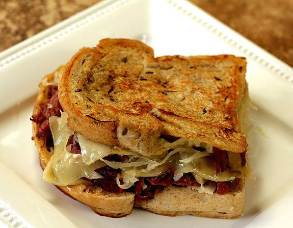 Plan now for the BEST corned beef and Reuben ever. Curing corned beef ...