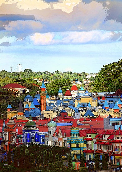 Balikpapan Indonesia  city photo : Balikpapan, Indonesia | Color Therapy | Pinterest