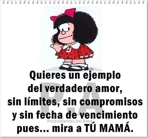 Tu mamá | mom quotes | Pinterest