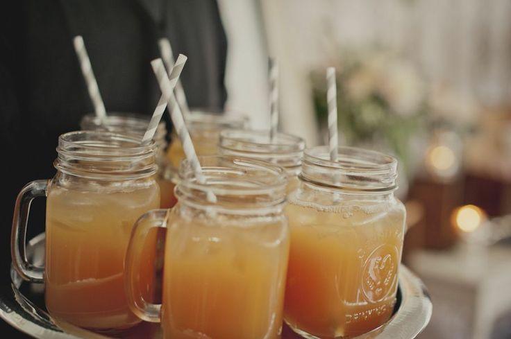 Ginger, Apple, Bourbon Cider Recipe - Signature Cocktail
