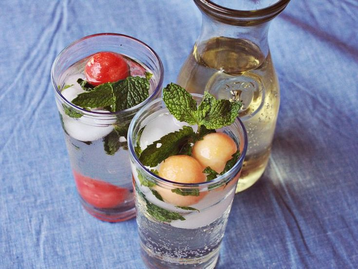 White wine spritzer recipe | Cooling Things Down | Pinterest