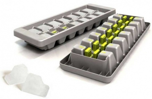 Quicksnap - a better ice block tray | AROUND THE HOME | Pinterest