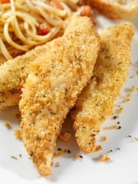 Chris Freytag Crispy Baked Chicken Fingers » Chris Freytag