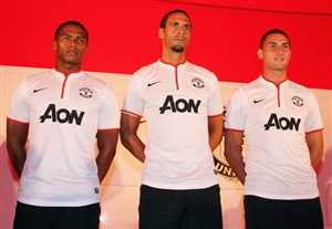 manchester united away kit 2014/15 release