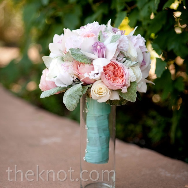 Wedding Bouquets Roses And Orchids : Rose and orchid bridal bouquets my style