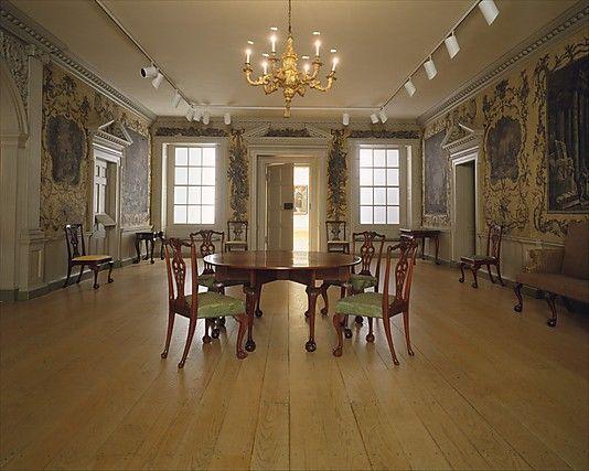 Manor House 1765 69 Metropolitan Museum Of Art New York