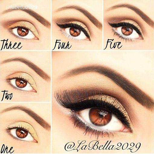 Casual Eye Makeup Tips Tricks