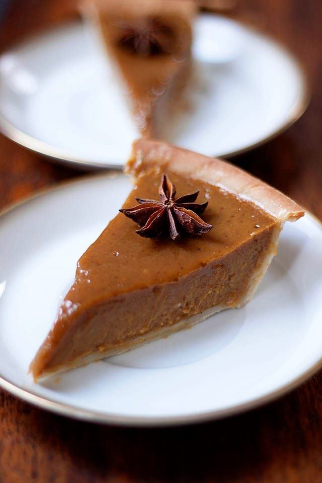 SILKY SMOOTH PUMPKIN PIE WITH EINKORN CRUST (DAIRY FREE) | Will Frolic ...