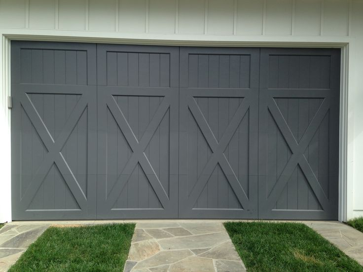 Farm style garage doors 28 images farm style custom for Farmhouse garage doors