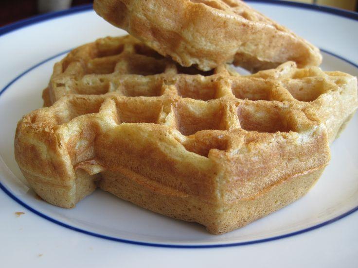 30 Minute Sourdough Waffles | Sourdough | Pinterest