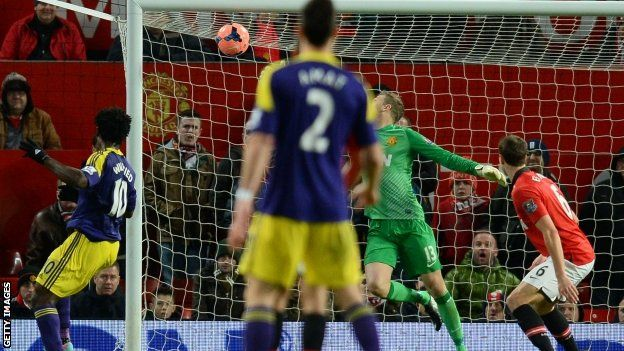 manchester united bbc commentary