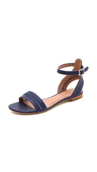 lorenzo flat sandals / joie