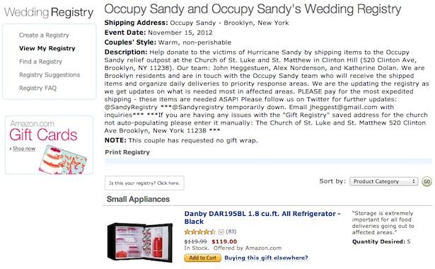 Wedding Gift List Amazon : group