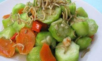 Resep Sayur Bening Labu Siam Kacang Panjang