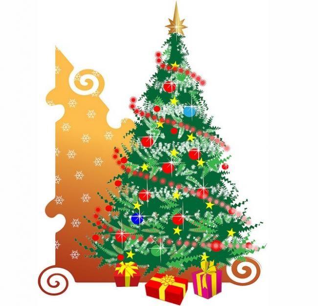 ideas para decorar el rbol de navidad navidad pinterest