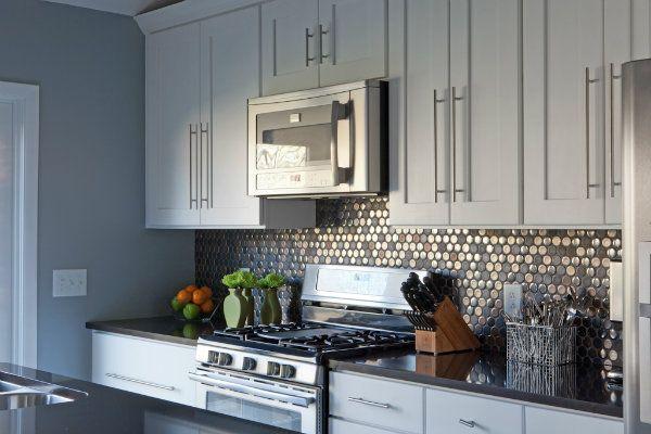 1920 39 s kitchen remodels honeycomb tile backsplash in muted earth