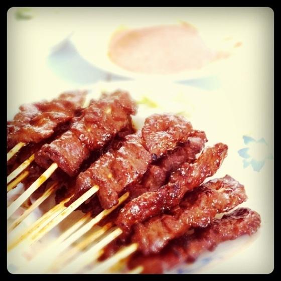 Lemongrass Pork Satays Recipes — Dishmaps