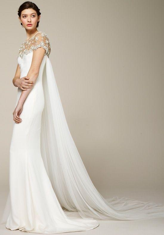 Wedding Dress Train Ideas : B