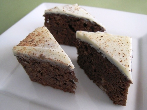 cappuccino brownies! i have so many brownies to make!