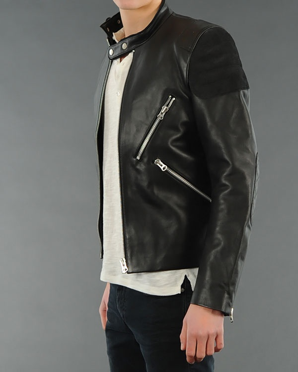 Acne - one of my favs, this rocks! | Guys' leather jackets | Pinterest