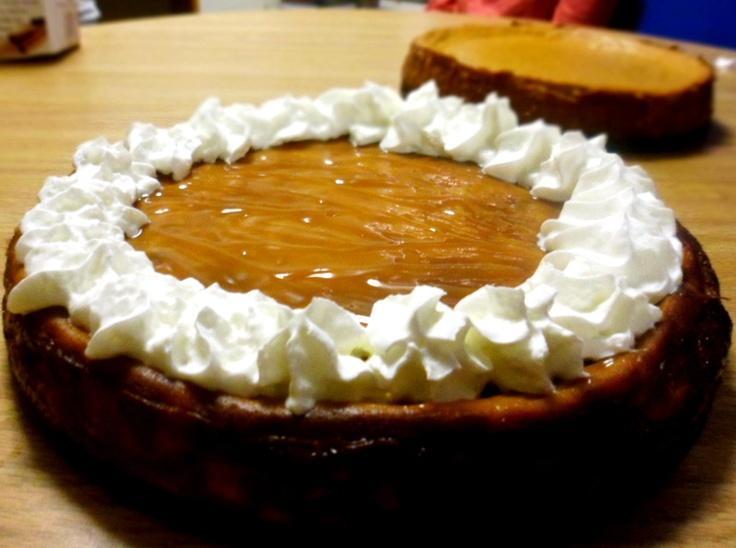Caramel Macchiato Cheesecake :) | Diet me not | Pinterest