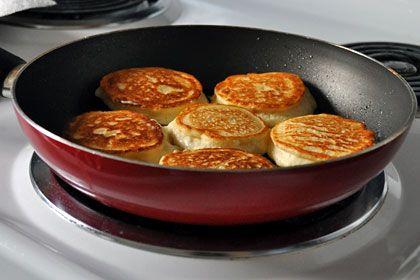 Fluffy Ricotta Pancakes | pancakes | Pinterest